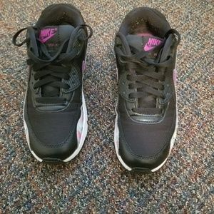 Nike Air Max 90 Girls Shoes Youth Size 6.5